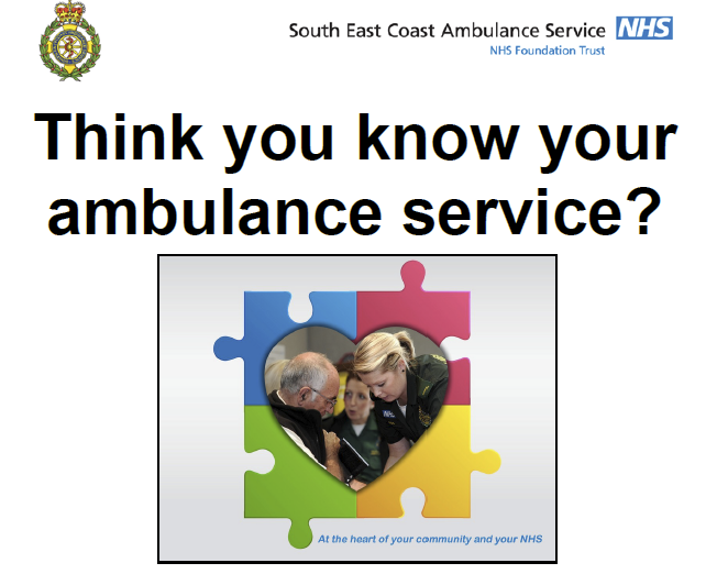 Know Your Ambulance 1